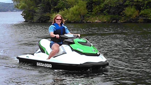 Sea Doo PWC, 16', 90hp