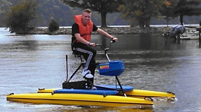 Hydrobikes